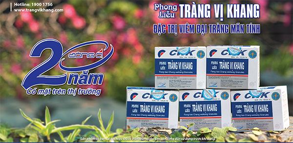 trang vi khang1 Lý giải vì sao người Việt Nam hay mắc ung thư đại tràng?