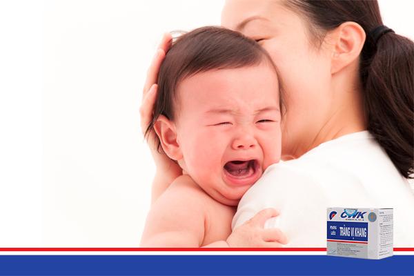 Ngăn ngừa rối loạn tiêu hóa cho trẻ