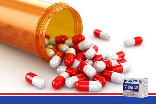 thuoc khang sinh trang vi khang1 Thuốc kháng sinh   yếu tố gây viêm đại tràng