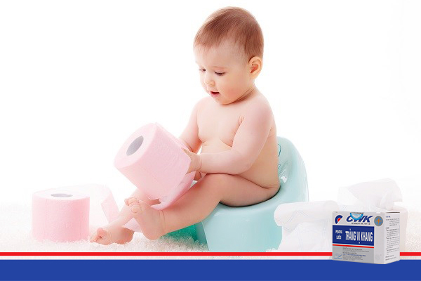 Bù nước khi trẻ bị tiêu chảy bằng thực phẩm