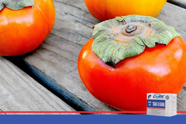 dau da day chua bang qua hong trang vi khang Đau dạ dày không nên ăn quả hồng