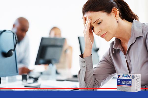 stress viem dai trang trang vi khang Đối phó hiệu quả với hội chứng ruột kích thích
