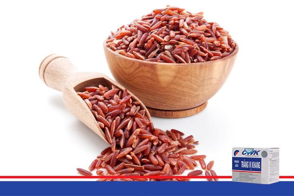 gao lut trang vi khang 6 loại thực phẩm giúp đánh bay bệnh táo bón