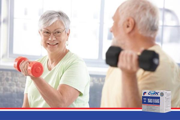 Nguyên nhân và cách điều trị bệnh táo bón ở người cao tuổi