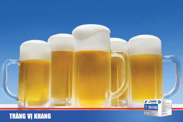 trangvikhang44 3 tỷ lít bia và 15% dân số bị viêm đại tràng mạn tính
