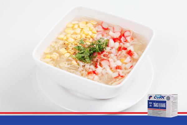 sup cho nguoi viem dai trang Bệnh viêm loét đại tràng ăn gì   kiêng gì?