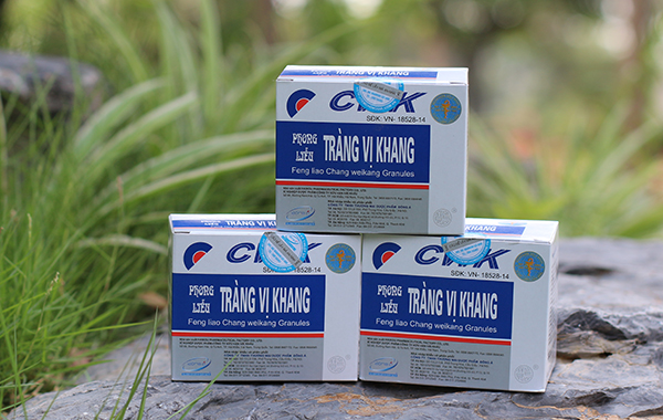 Có nên uống Tràng Vị Khang kết hợp với các thuốc khác?